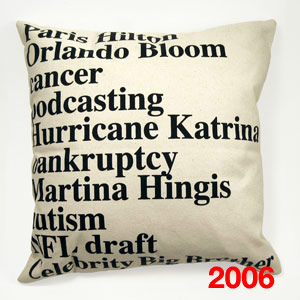 Google cushion