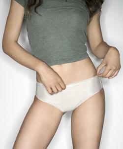 Anti-infrared underwear