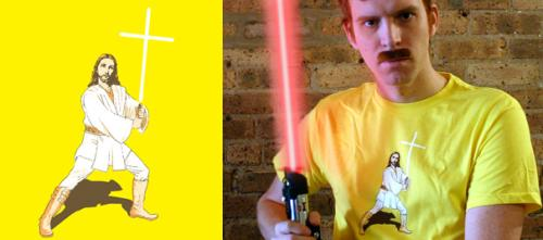 Obi Wan Christ T-shirt