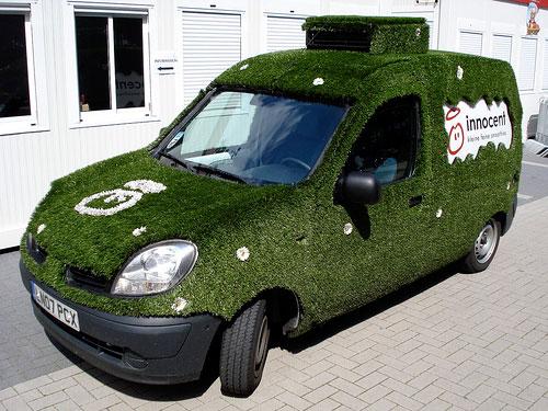 Greener car