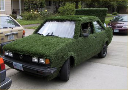 How to make your car greener