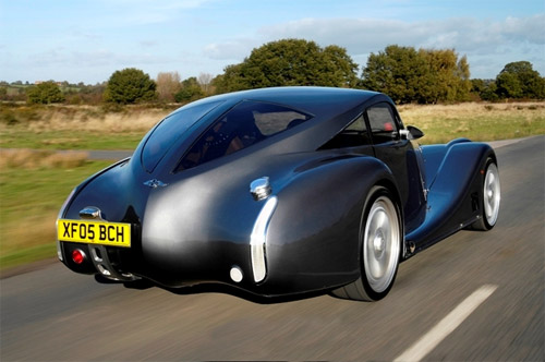 I'll see Clive's Morgan Aero 8 and raise you a Morgan Aeromax!