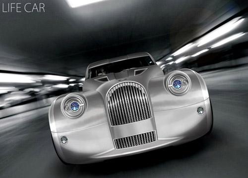 Morgan Life Car concept