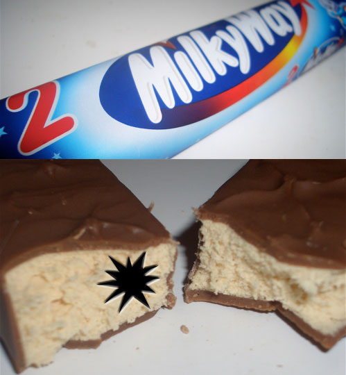 Black hole in Milky Way