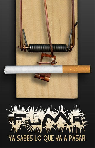 Quit smoking ad