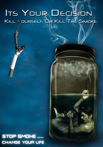 Quit Smoking Ads