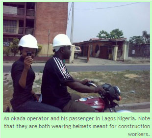 Bike Helmets in Nigeria