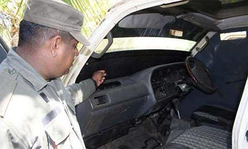 Somalian Armored Vehicle