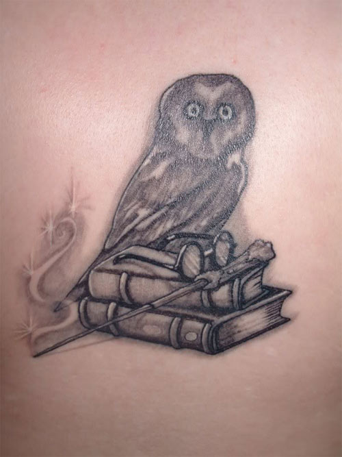 Harry Potter most WTF tattoos