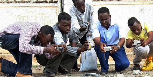 Somalian blogging