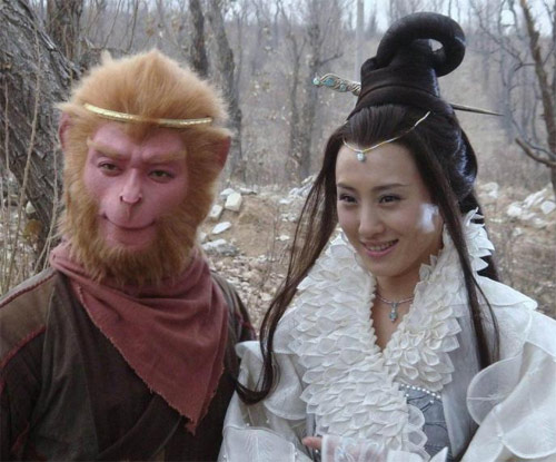 Chinese Planet Of The Apes