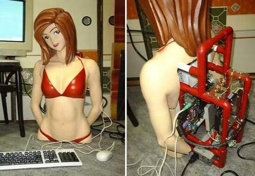 Creative PC case