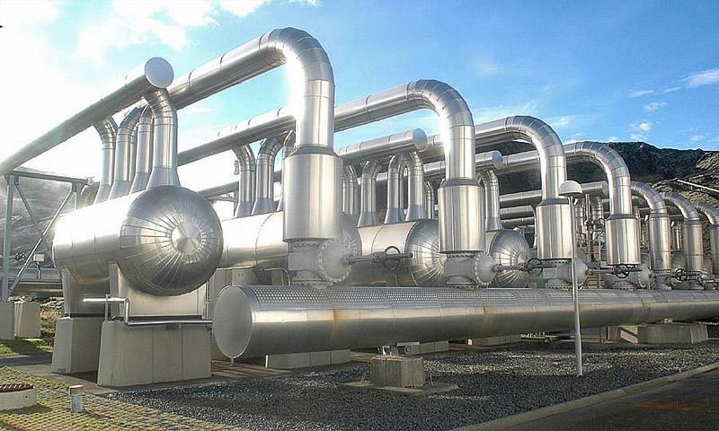 Geothermal energy machinery