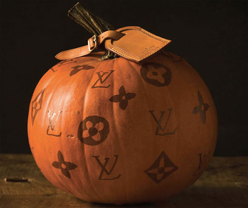 4. Another Louis Vuitton pumpkin
