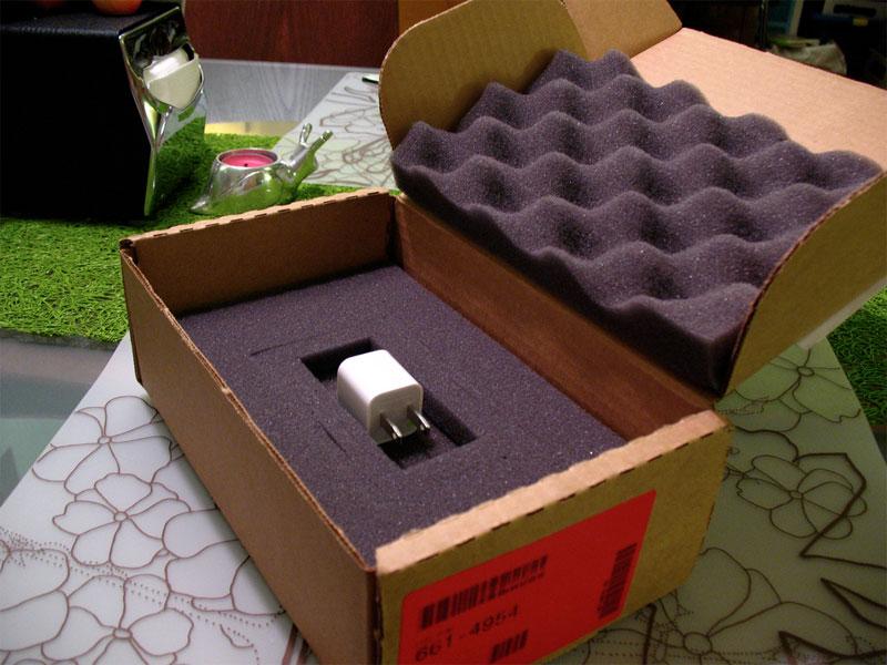 Apple excessive packaging