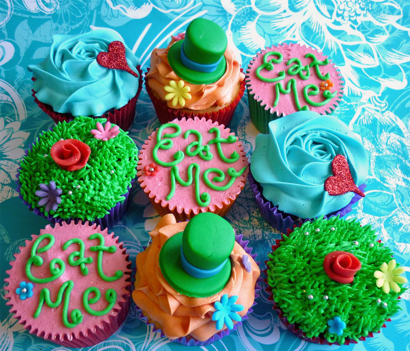 15. St. Patric's Day cupcakes. Photo by Liana Stevens, Star Bakery