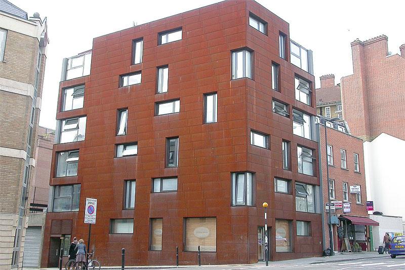 7. Gazzano House in London, UK. Architect Amin Taha