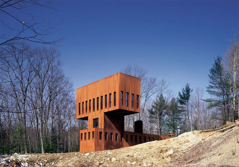 6. T-house by Simon Ungers and Thomas Kinslow