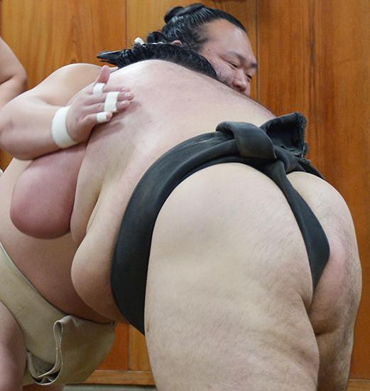 Sumo loincloths