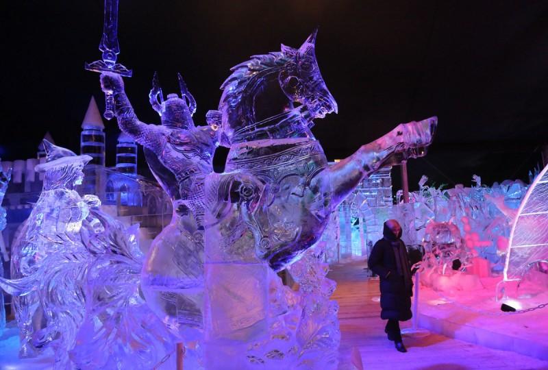 Icy Art