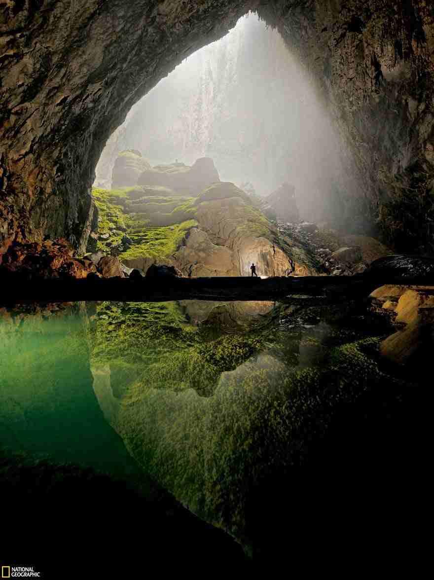 1. Son Doong Cave, Vietnam