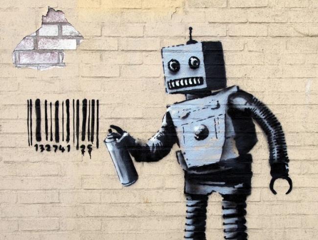 Banksy show in New York