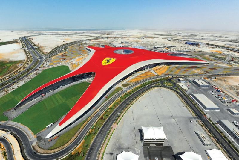 Ferrari World Abu Dhabi 2