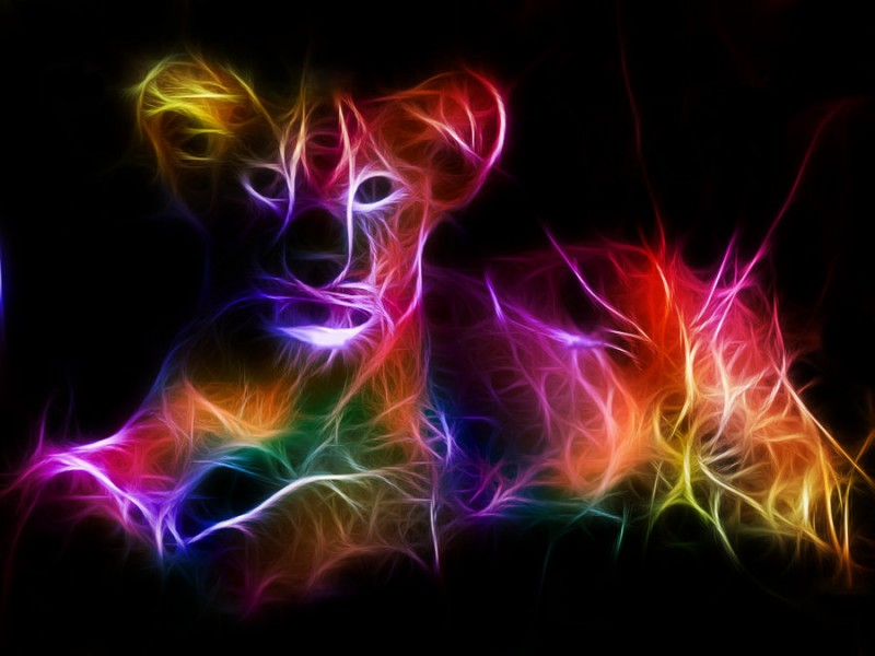 Fractal_Lion_Cub_by_minimoo64