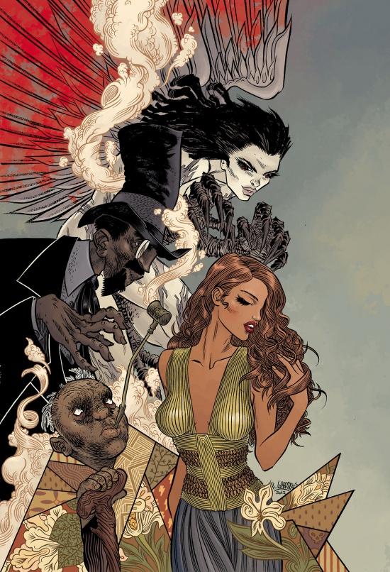 Famous comics by Rafael Grampa