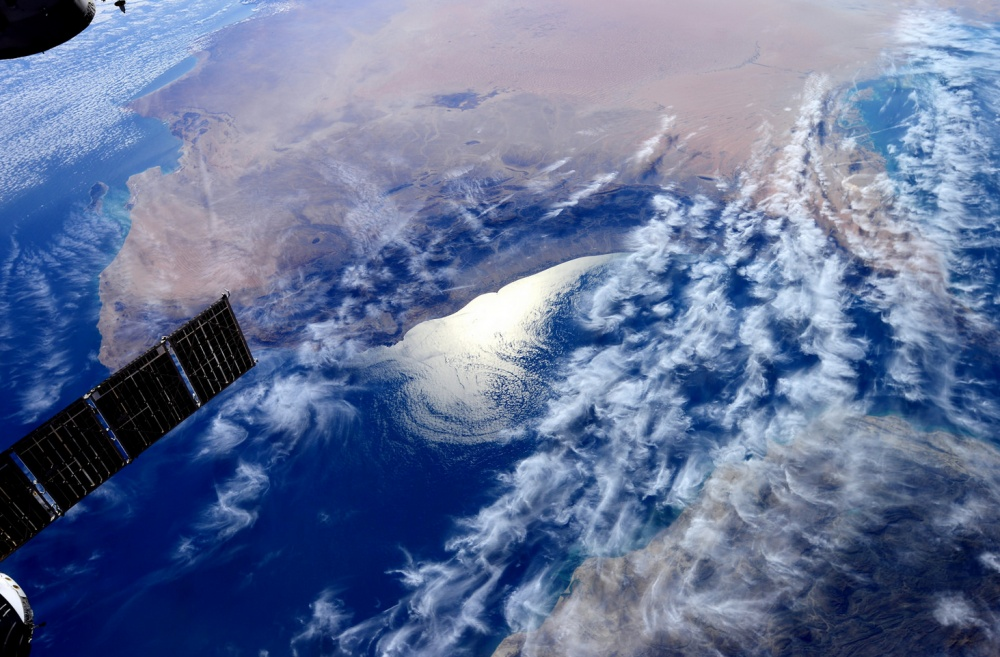 Stunning photos directly from the ISS