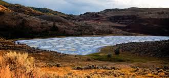 spoted lake