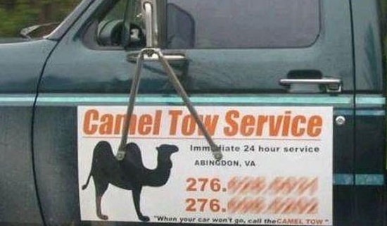 5. Camel Tow Service