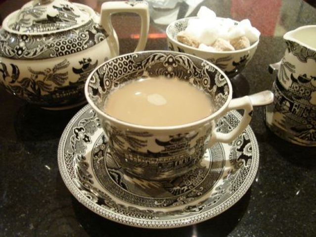 A cup of tea in 20 different countries