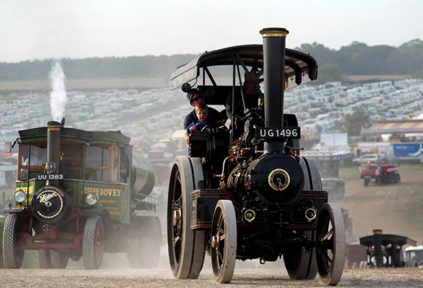 Great Dorset Steam Fair_3