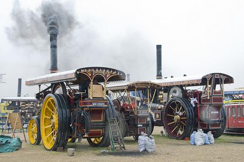 Great Dorset Steam Fair_4
