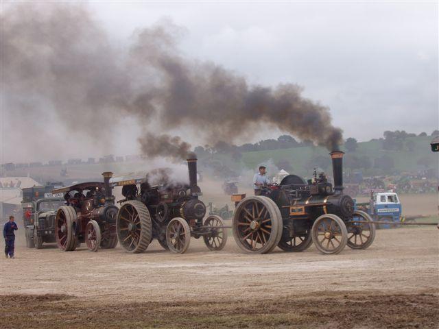 Great Dorset Steam Fair_5