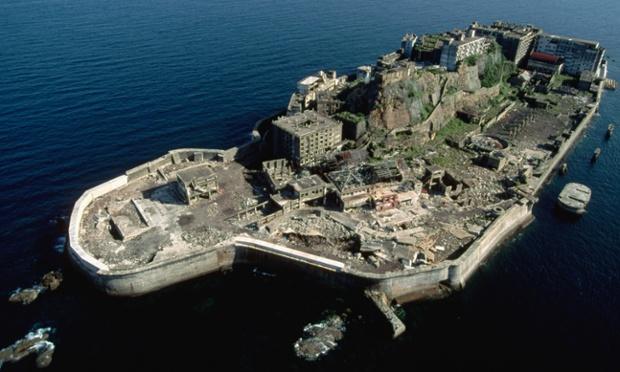 Abandoned Mining Island