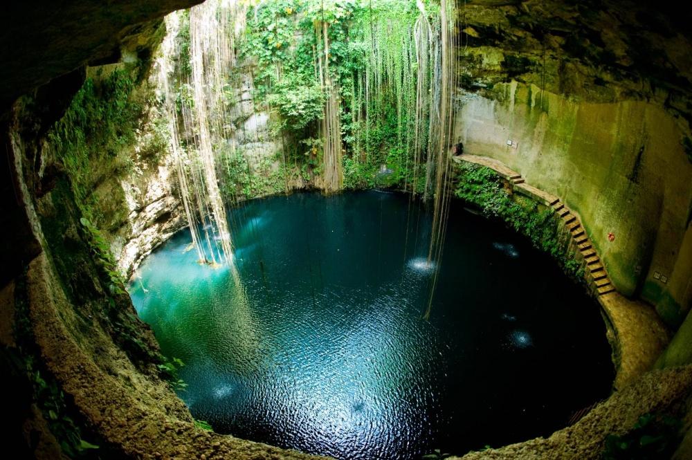 I want to Mexico