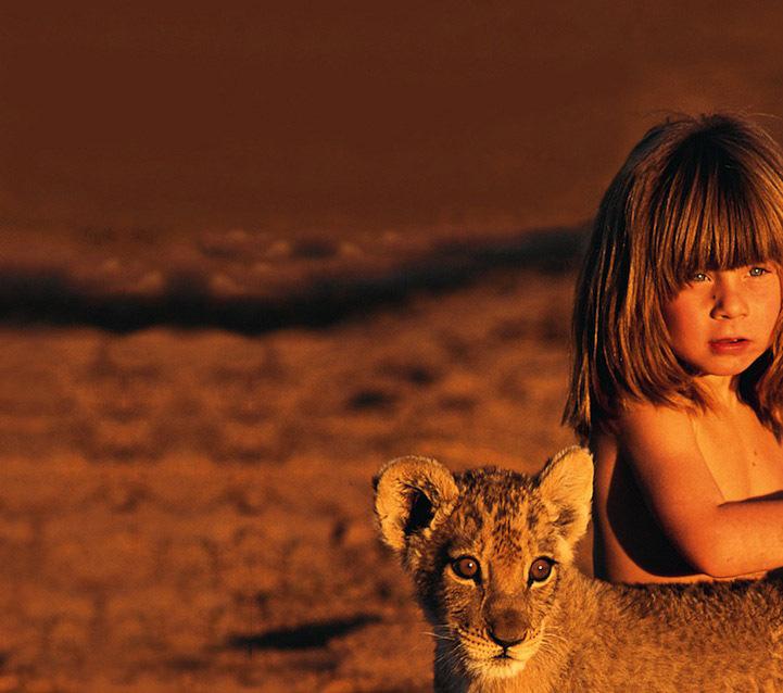 Modern Mowgli
