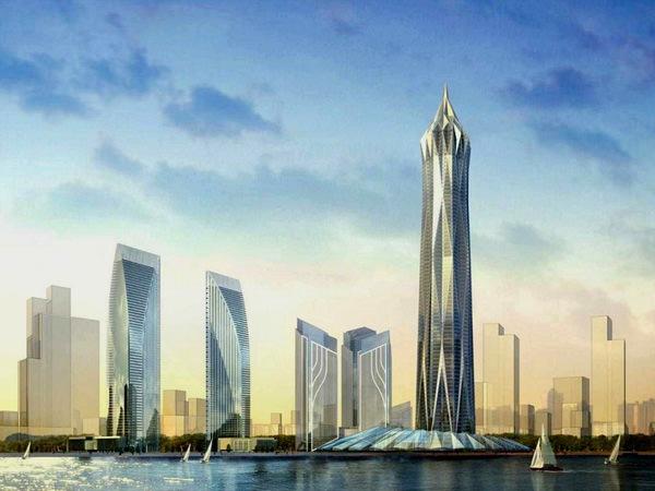 15 breathtaking skyscrapers of the future