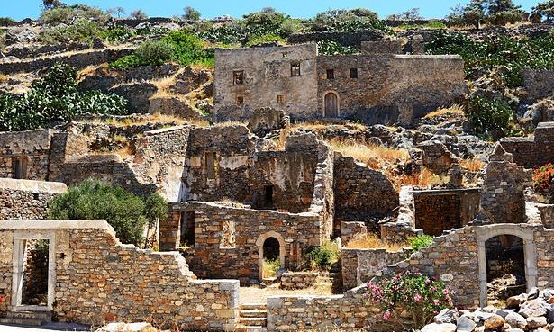 Spinalonga, Greece