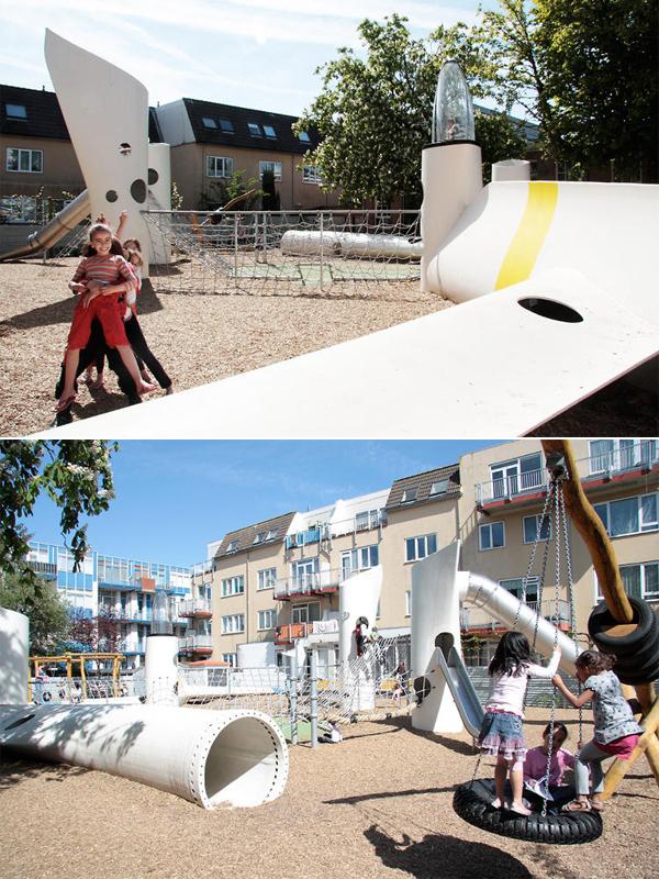 15 amazing playgrounds