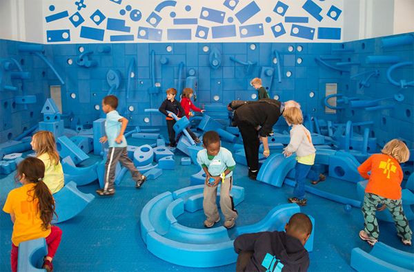 15 amazing playgrounds
