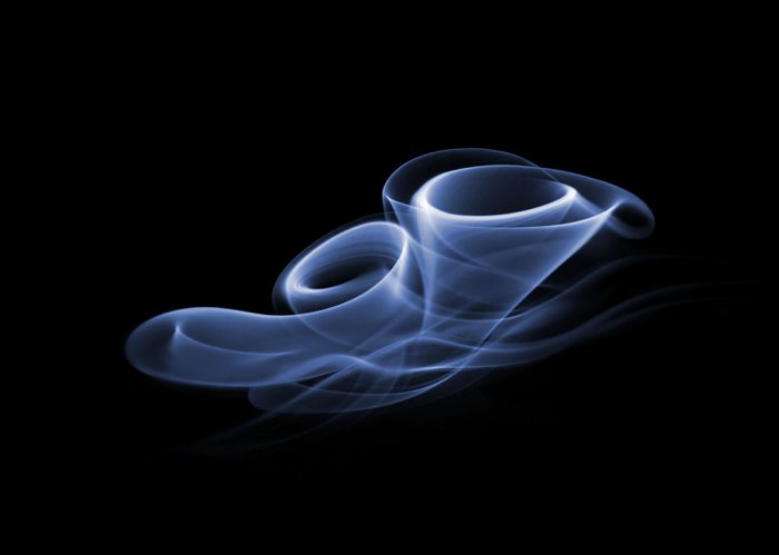 Smoke photos of Thomas Herbrich