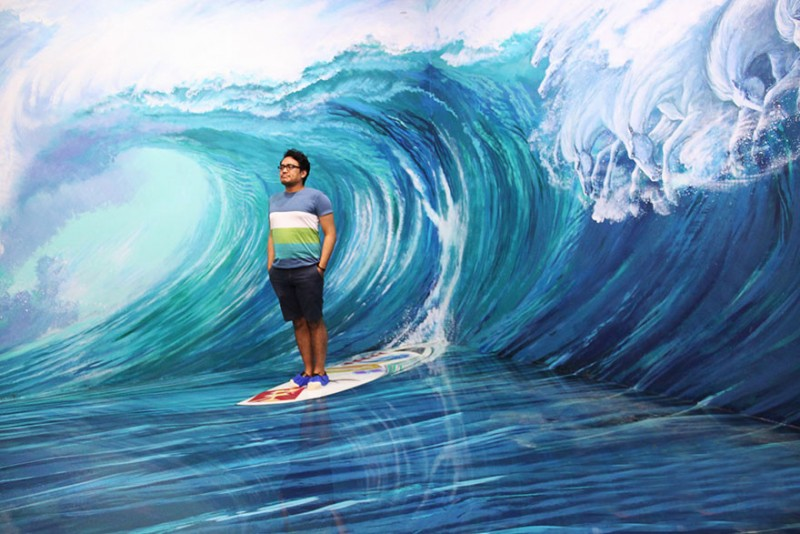 3D-Art Museum in Manila