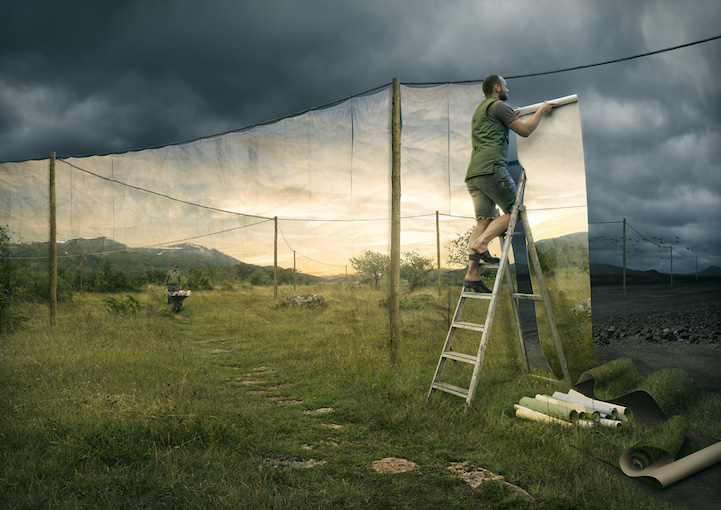 11 wonderful photo manipulations