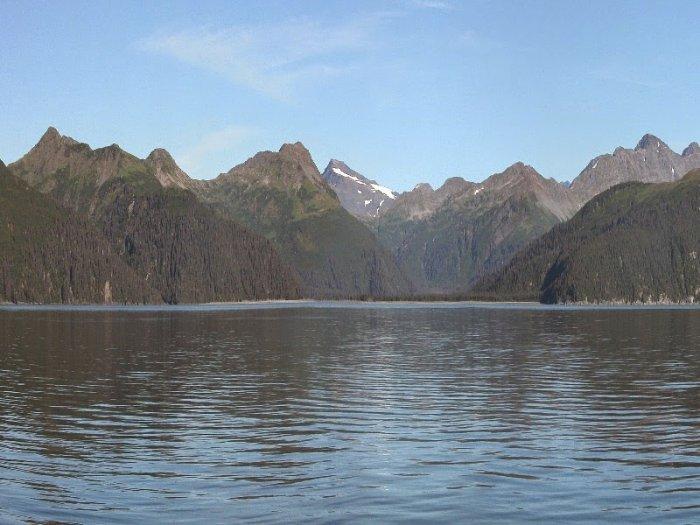 Glacier McCarthy, Alaska. 2004