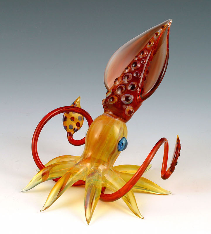 Hand-Blown Glass Creatures