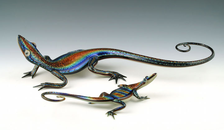 Hand-Blown Glass Creatures