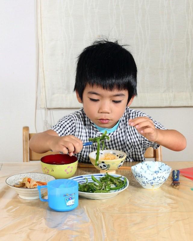 Koki Hayashi, 4 years, Tokyo, Japan.